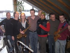 Recording Session Jazzpack Tutti kompletti
